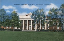 Gymnasium, University of Alabama