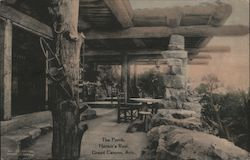 The Porch, Hermit's Rest Postcard
