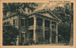 Mosby Home Postcard
