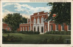 Physical Education Building, M.S.C.W.