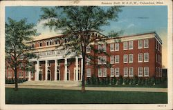 Reneau Hall, Mississippi State College for Women