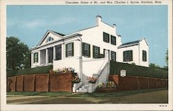 Cherokee, Home of Mr. and Mrs. Charles J. Byrne