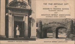 Entrance Gifts to Assembly's Training School