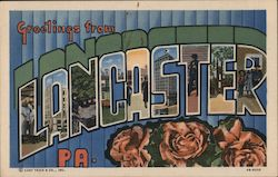 Greetings from Lancaster, Pa.