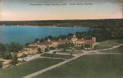 Pine Crest Lakes Country Club Postcard