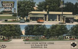 Glass House Motor Lodge and Restaurant