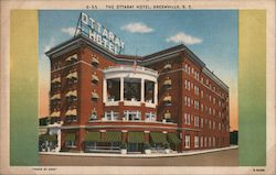 The Ottoray Hotel Postcard