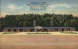 Etherton's Cabins, Powell Station