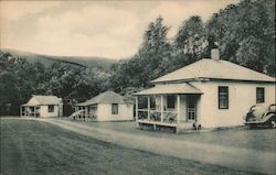 Ladd Brook Cabins, On U.S. Route 7