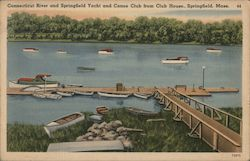 Springfield Yacht and Canoe Club and Connecticut River