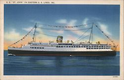 SS St. John on Eastern SS Lines, Inc.