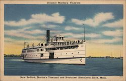 Steamer Martha's Vineyard