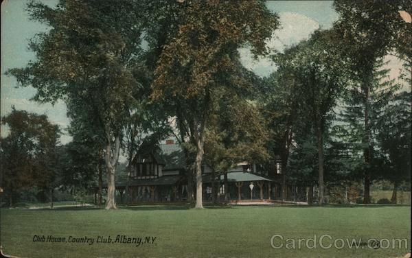 Club House Country Club Albany New York