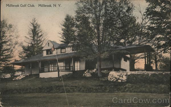 Millbrook Golf Club New York