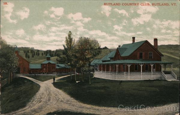 Rutland Country Club Vermont