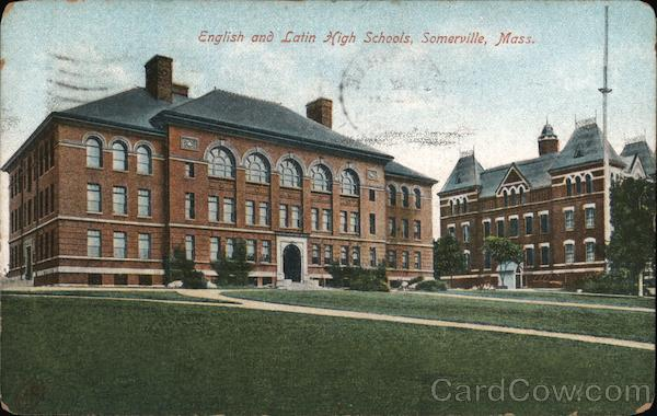 English and Latin High Schools Somerville Massachusetts