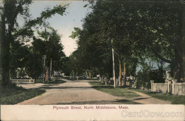 Plymouth Street North Middleboro Massachusetts
