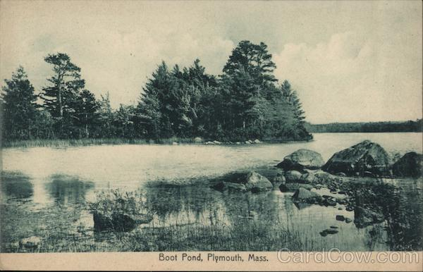 Boot Pond Plymouth Massachusetts