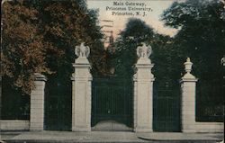 Main Gateway, Princeton University