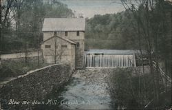 Blow-me-down Mill