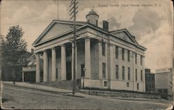Sussex County Court House Postcard