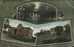 Wofford College, Science Hall and Fitting School