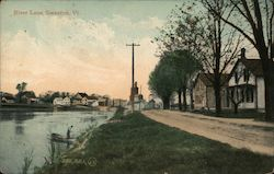 River Lane Postcard