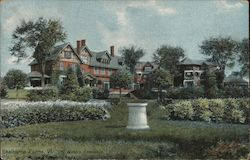Dr. Webb's Residence, Shelburne Farms