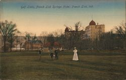 Golf Links, French Lick Springs Hotel