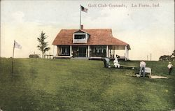 Golf Club Grounds