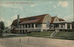 Mohawk Golf Club Postcard