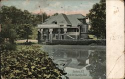 Park Hill Country Club Postcard