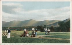 Golf at Bretton Woods