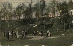 Scene on Forest Park Golf Club Links, Union Course