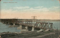 Bridge at Moncton