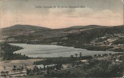 Little Squam Lake View from Shepard Hill