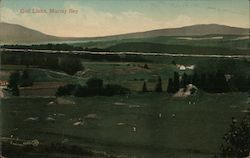 Golf Links Postcard