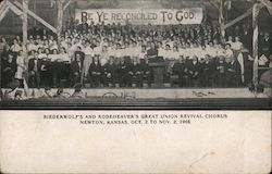 Biederwolf's and Rodeheaver's Great Union Revival Chorus