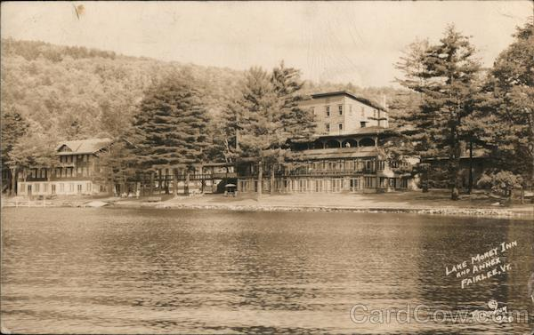 Lake Morey Inn and Annex Fairlee Vermont