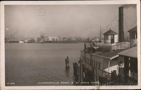 Jacksonville Ferry Ferries