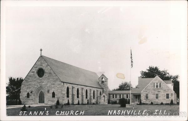 St. Ann's Church Nashville Illinois