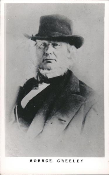Horace Greel Men