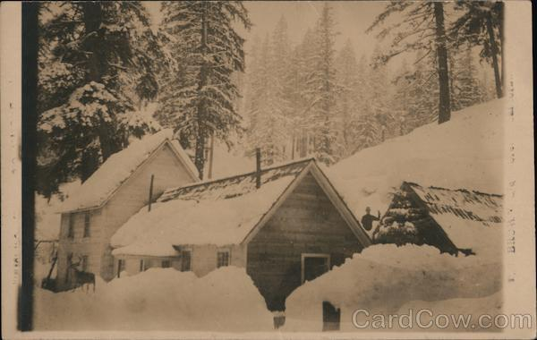 Clearcreek Hotel in Snow California