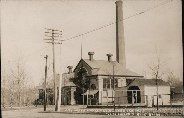 City Water Works South Bend Indiana