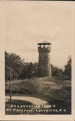 Observation Tower, Mt. Prospect