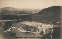 The Balsams From Mt. Gloriette