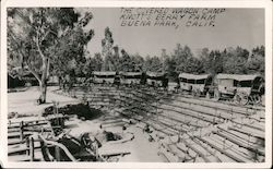 The Covered Wagon Camp, Knott's Berry Farm