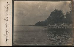 "Picture of the ""Point"" Postcard"