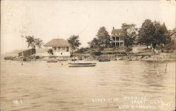 River View Showing Yacht Club