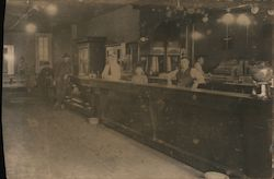 Bar in Pool Hall